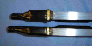 Cello bow top Violin Bow bottom